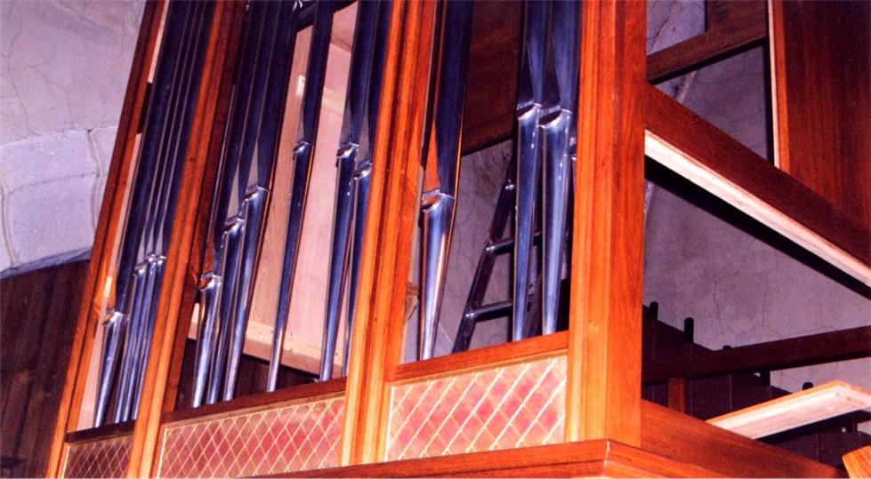Installation / inauguration de l'orgue