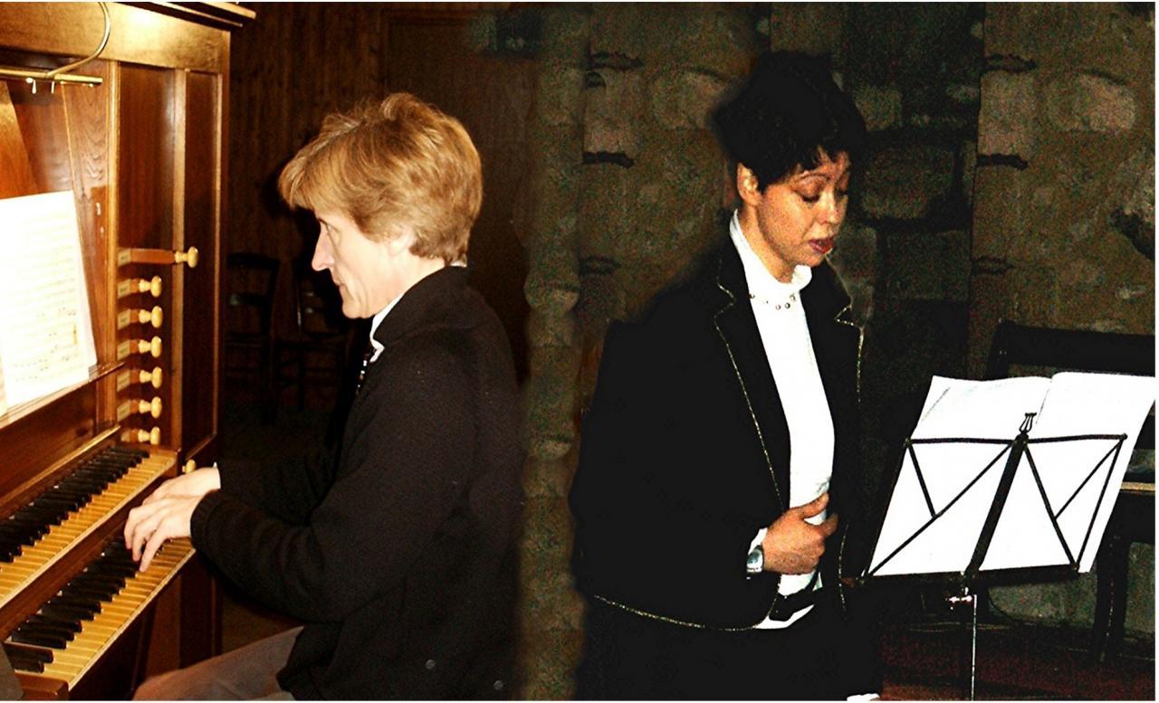 avril 2007:  Soprano et orgue