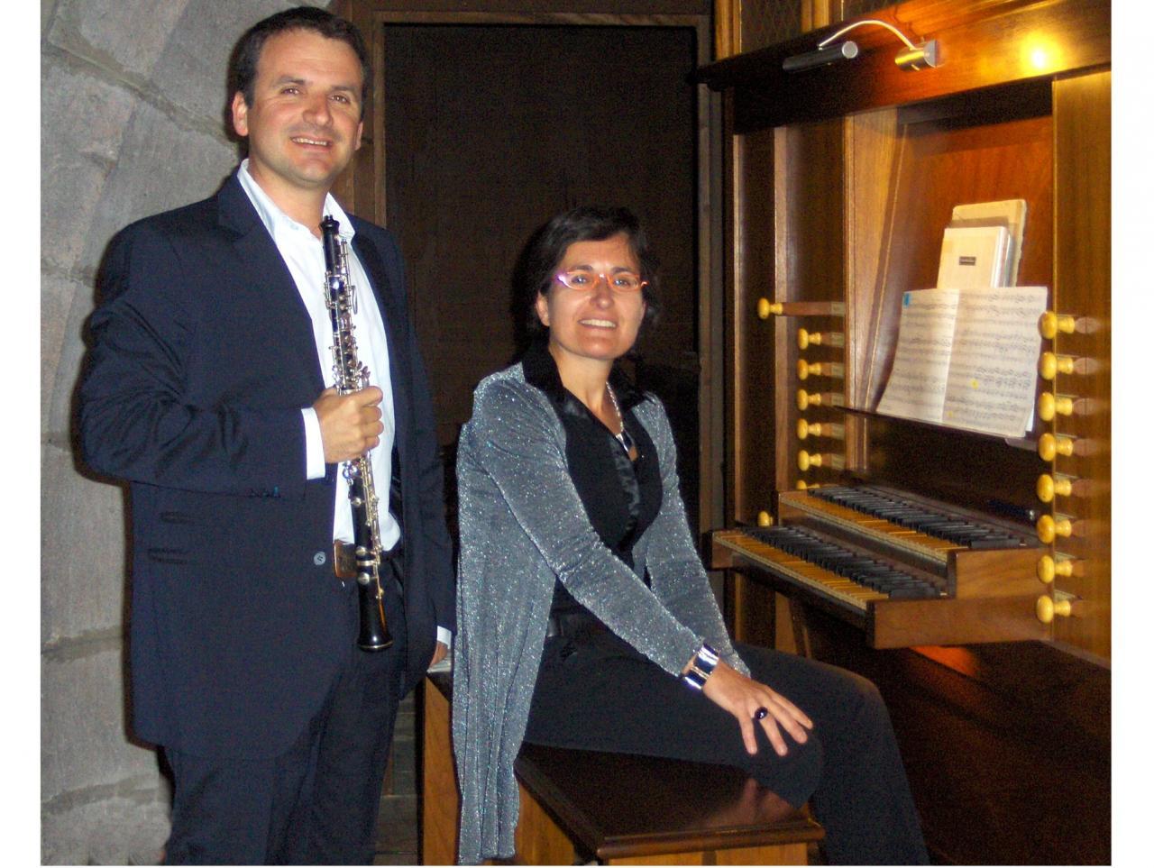 mai 2011: Hautbois et orgue
