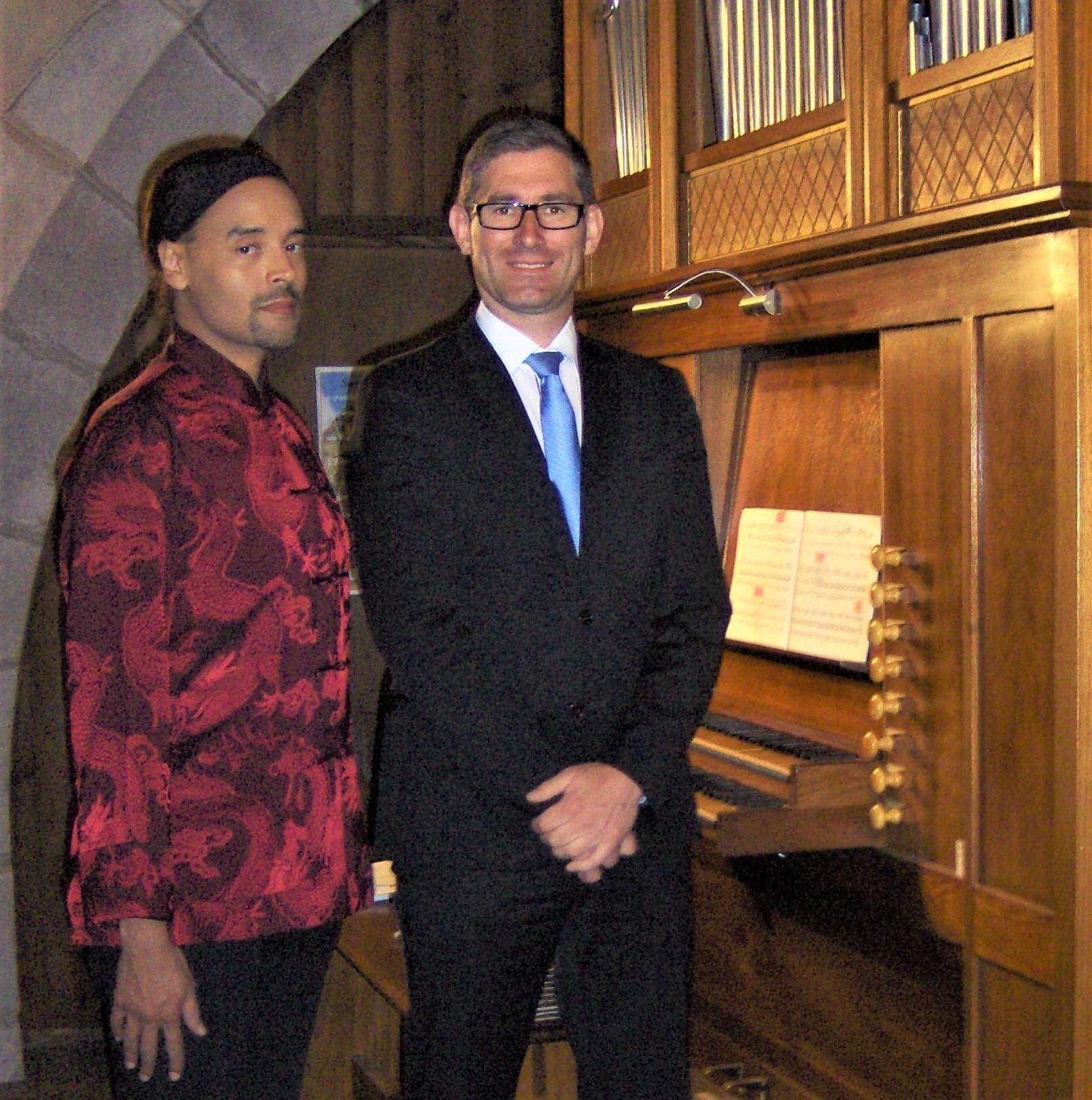 Mai 2018: Sopraniste et orgue