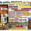proposition de la  visite de l' orgue- de Bort-les-Orgues