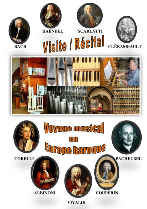 Voyage musical en europe baroque